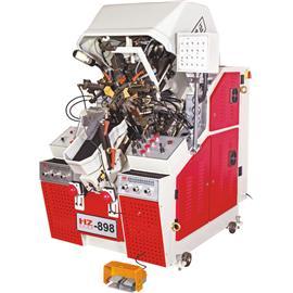 HZ-898全自动液压前帮机|后帮机|定型机