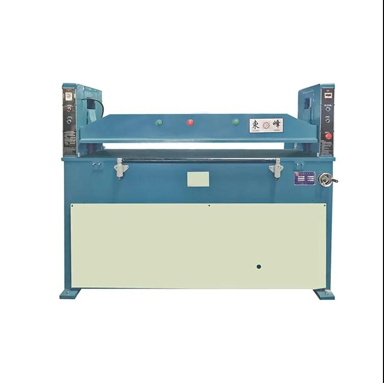 Single cylinder hydraulic system, up and down worktable accuracy is stable