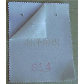 全棉单面布上平胶定型布814  定型布  热熔胶膜  热熔胶复合材料  汗衣内里布  针织布  纺织布批发
