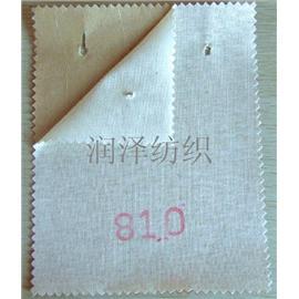 涤+棉单面布上平胶810  针织布 定型布 热熔胶复合材料 热熔胶膜  纺织布批发