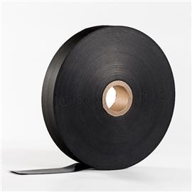 PVC防水拉链膜系列-哑光黑色|环保热熔胶膜|环保热熔胶复合
