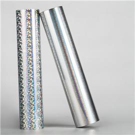 镭射刻字膜系列-8号(幻彩磨砂银)10号(幻彩碎花银)|韩国刻字膜|印花膜