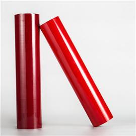 刻字膜系列-13号(大红)14号(鲜红)|韩国刻字膜|PVC膜