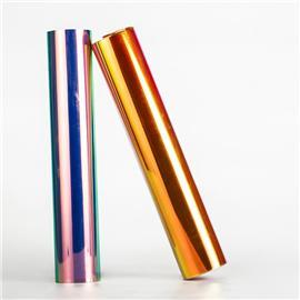 幻彩镭射刻字膜系列-1号(幻彩红)2号(幻彩蓝)|pvc膜|转印膜