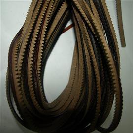 真皮沿条JS0006 佳顺鞋材  优质耐用真皮沿条