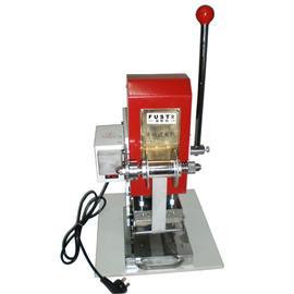 红色手动烫金机SL17-001