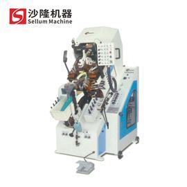 前帮机|SL-N737A油压自动前帮机(九爪)|沙隆机械