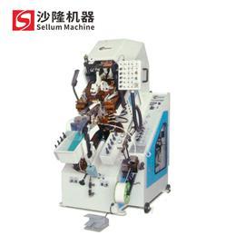 前帮机|SL-N737MA油压自动上胶前帮机(九爪)|沙隆机械