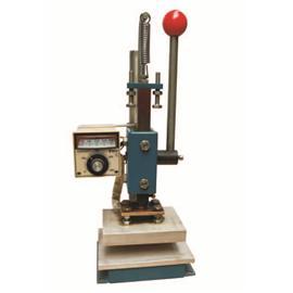 气动带烫金机(名片)|烫金机|SL-3