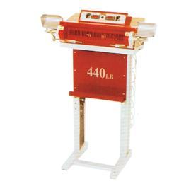 雙頭式燙邊燙孔機|燙孔機|440LB