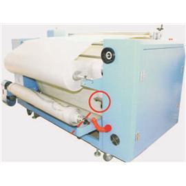 整卷压烫画机 烫画机 沙隆机器