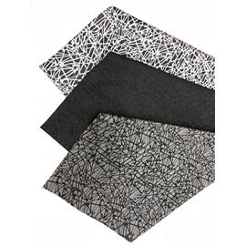 S18-YL192016三明治提花网布 透气性强 | 弹性网布|飞织鞋面