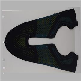 YL-3D/4D鞋面|飞织鞋面,飞织布片