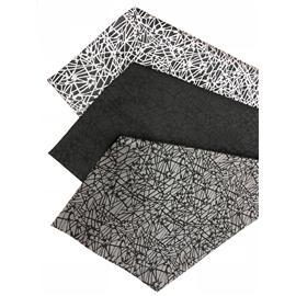 三明治 S18-YL192016提花网布  透气性强 | 弹性网布|飞织鞋面