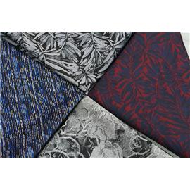 S18-YL192009三明治提花网布 透气性强 | 弹性网布|飞织鞋面