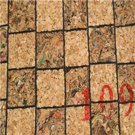 LDF109厂家供应工艺品软木鞋材,软木片,软木革,花卉合成革,软木工艺品,软木家装,软木手机壳,软木墙纸,软木合成革 软木工艺品加工