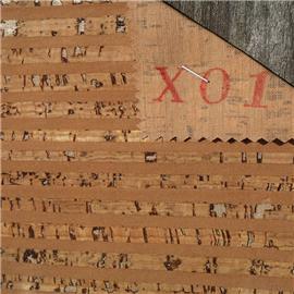 LDFX01现货供应软木鞋材,软木片,软木革,花卉合成革,软木工艺品,软木家装,软木手机壳,软木墙纸,软木合成革 鞋材工艺品材料