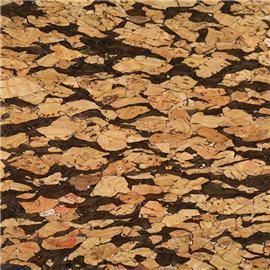 LDF01 自然色系列  现货供应软木革 软木鞋材 真木皮橡树皮 鞋材工艺品材料