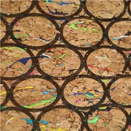 LDF现货供应各种厚度软木片,软木革,花卉合成革,软木工艺品,软木家装,软木手机壳,软木墙纸,软木合成革 软木鞋材天然轻质无毒