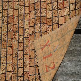 LDFX12厂家热销软木鞋材,软木片,软木革,花卉合成革,软木工艺品,软木家装,软木手机壳,软木墙纸,软木合成革 天然轻质无毒
