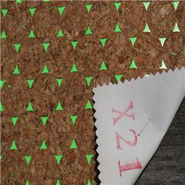 LDFX21软木厂家长期供应软木鞋材,软木片,软木革,花卉合成革,软木家装,软木手机壳,软木墙纸,软木合成革,软木工艺品加工