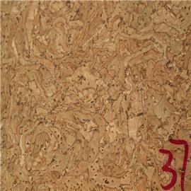 LDF37工厂直销软木鞋材 |花卉合成革 |软木墙纸
