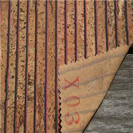 LDFX03厂家直销环保无毒软木鞋材,软木片,软木革,花卉合成革,软木工艺品,软木家装,软木手机壳,软木墙纸,软木合成革 天然轻质无毒