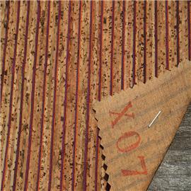 LDFX07新品推荐软木鞋材,软木片,软木革,花卉合成革,软木家装,软木手机壳,软木墙纸,软木合成革,软木工艺品 软木片材厂家批发