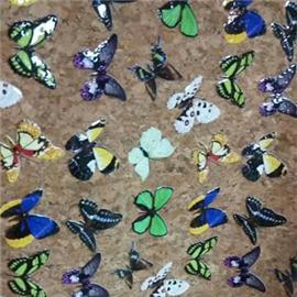 花紋軟木新品 軟木包包 軟木鞋材