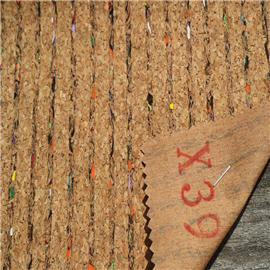 LDFX39厂家批量供应软木鞋材,软木片,软木革,花卉合成革,软木工艺品,软木家装,软木手机壳,软木墙纸,软木合成革 天然鞋材工艺品材料