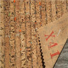 LDFX41现货供应鞋材软木鞋材,软木片,软木革,花卉合成革,软木工艺品,软木家装,软木手机壳,软木墙纸,软木合成革工艺品材料