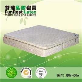 馨梦缘 独立袋弹簧 席梦思床垫  天然乳胶床垫 厂家直销图片