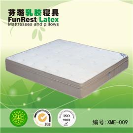 香梦儿 独立袋弹簧 席梦思床垫  天然乳胶床垫 厂家直销图片