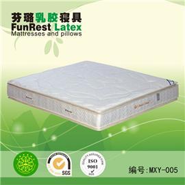 梦香韵 独立袋弹簧 席梦思床垫  天然乳胶床垫 厂家直销图片