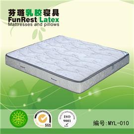 梦摇篮 独立袋弹簧 席梦思床垫  天然乳胶床垫 厂家直销图片