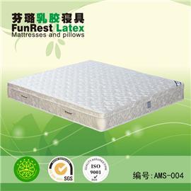 奥梦思 独立袋弹簧 席梦思床垫  天然乳胶床垫 厂家直销