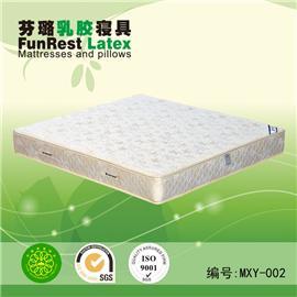 梦相依 独立袋弹簧 席梦思床垫  天然乳胶床垫 厂家直销