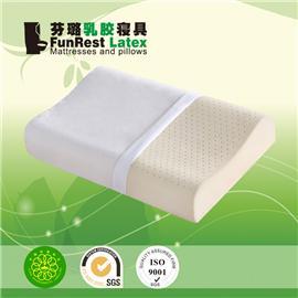 中药保健枕  泰国乳胶枕头 进口纯天然正品 护颈枕保健枕 颈椎枕头枕芯