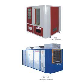 SC-838-4-6-8 真空加硫定型机(四箱/六箱/八箱)