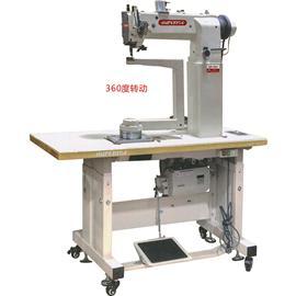 CP-360单针锁缝综合送缝纫机|银马鞋机