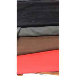 Wax fabric of oil wax