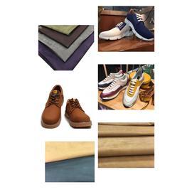 孖仔磨砂牛皮有平面厚和薄,有压花,任君选择,欢迎来样定做,更有压花摔,荔纹,适于各种鞋子和包包!