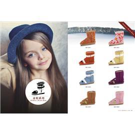 启铭鞋业小童靴系列1图片