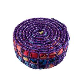 彩色针织带 |新天鞋材编织