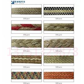 Multi-strand flax knitting 02