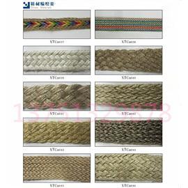 Multi-strand hemp knitting 03