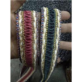广州国际展览中心鞋面编织带