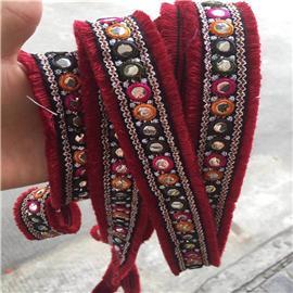编织麻条 编织条带 特殊编织带