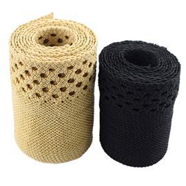 黑色花边带 |新天鞋材编织