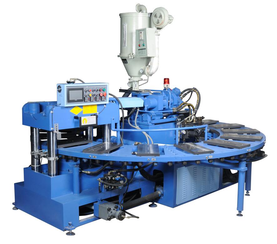 TS-168S全伺服圆盘式塑胶类射出成型机(单色12-16站)|台塑实业